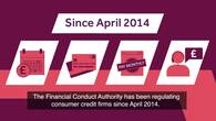 Consumer credit changes over past 4 years