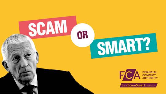 Scam or Smart radio advert 2